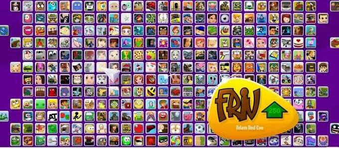 Friv - 250 διαφορετικά παιχνίδια σε μια σελίδα
