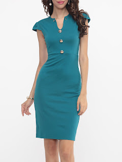 http://www.fashionmia.com/Products/plain-split-decorative-buttons-puff-sleeve-chic-v-neck-bodycon-dress-152200.html