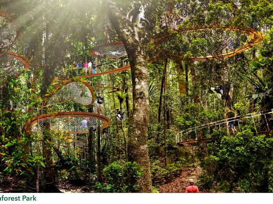 Bird park, new rainforest to be added to Mandai wildlife attractions