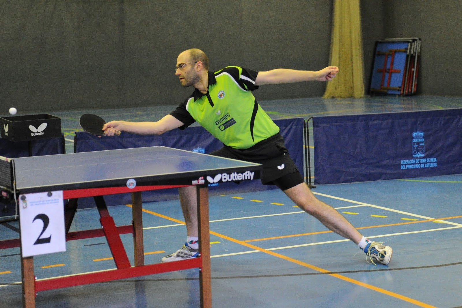 Avil s tenis de mesa resultados de las competiciones del fin de semana pasado - Aviles tenis de mesa ...