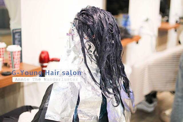 G-YOUNG HAIR SALON 鉅洋髮藝//信義安和髮廊