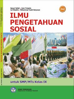 Download Buku Siswa KTSP SMP dan MTs Kelas 9 Ilmu Pengethuan Sosial