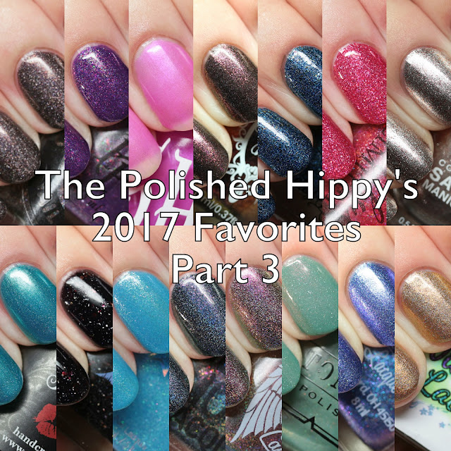 The Polished Hippy's 2017 Favorites Part 3