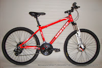Sepeda Gunung United Monza XC77 Rangka Aloi Rem Cakram 21 Speed 26 Inci