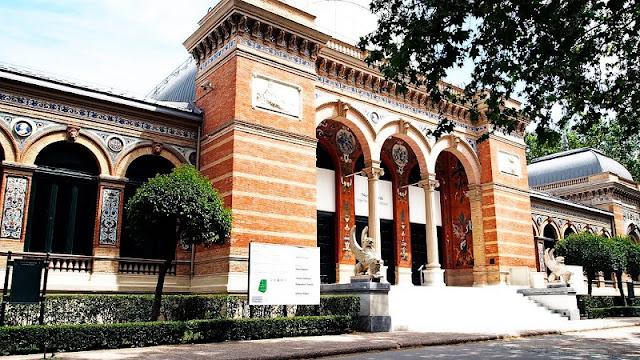 História do Palácio de Velázquez