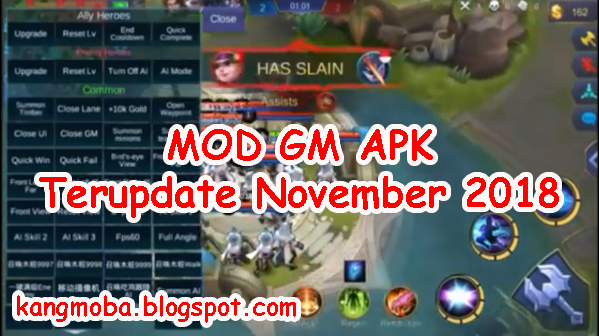 MOD GM APK Mobile Legends
