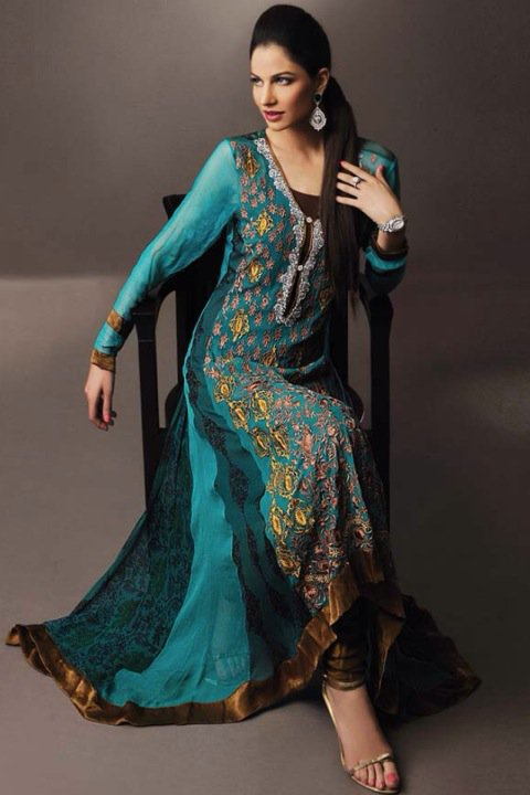 Sobia S Salon And Studio Islamabad: Sobia Nazir's Latest Pret Collection For 2011