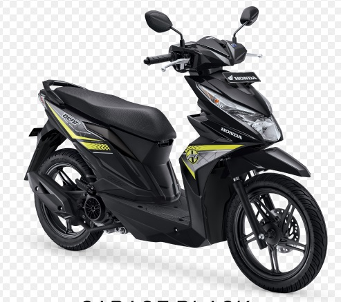 Honda Terpopuler 2018