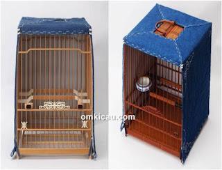 Pentingnya Kerodong Bagi Burung- Aneka Model Kerodong Burung dan Manfaatnya - Perawatan Burung dengan Kerodong