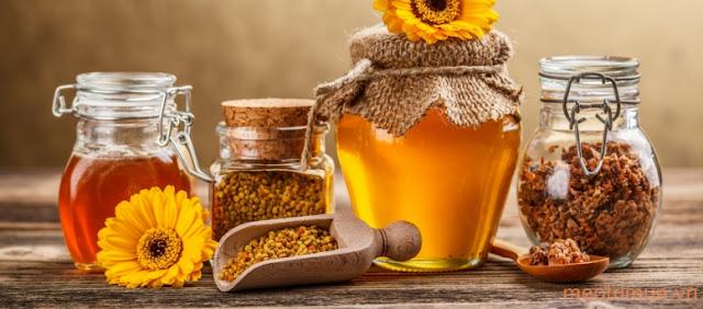 Cách trị mụn bọc bằng mật ong