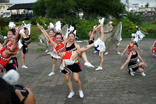 DSC02144 - 熱血採訪│2016首屆台中國際踩舞祭超夯登場,文華高中快閃高美濕地