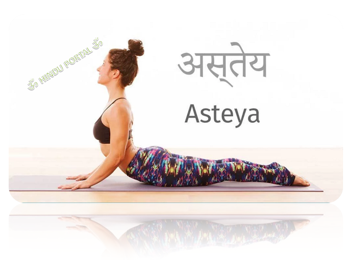 Asteya - Non-stealing
