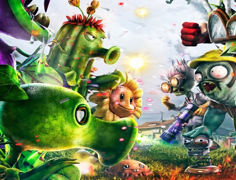 Review Plants Vs Zombies Garden Warfare Xbox 360 Digitally