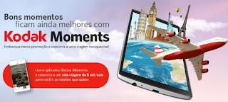 Cadastrar Promoção Kodak Moments 2016 Concorrer Viagem