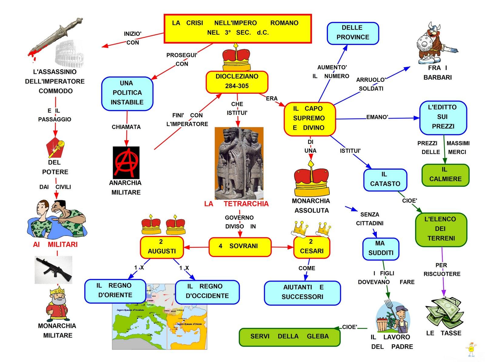 Super La Caduta Dell'impero Romano, I Germani, L'impero Bizantino E I  TK62