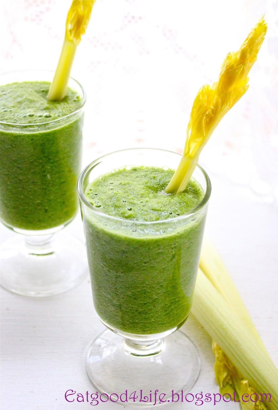 Dr Oz morning green smoothie