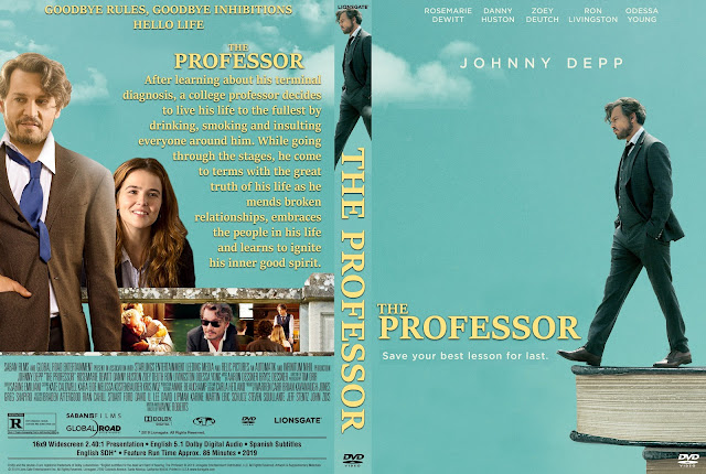 The Professor DVD Cover