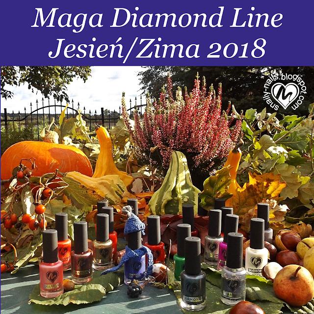 MAGA DIAMOND LINE. JESIEŃ/ZIMA 2018.