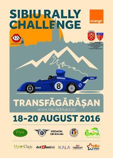 Sibiu Rally Challenge 2016