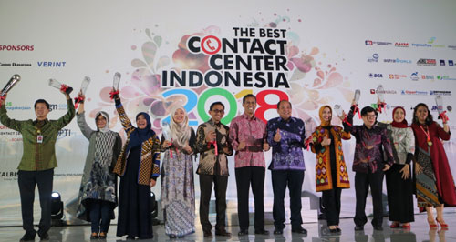 Asia Pacific Contact Centre Association Leaders. Photo courtesy ASTRA HONDA MOTOR