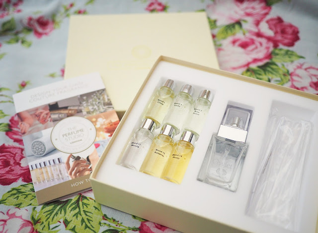 Perfume Studio Bespoke Perfume London UK Make Your Own Scent Review The Owlet Blog