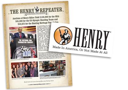 Henry Sticker