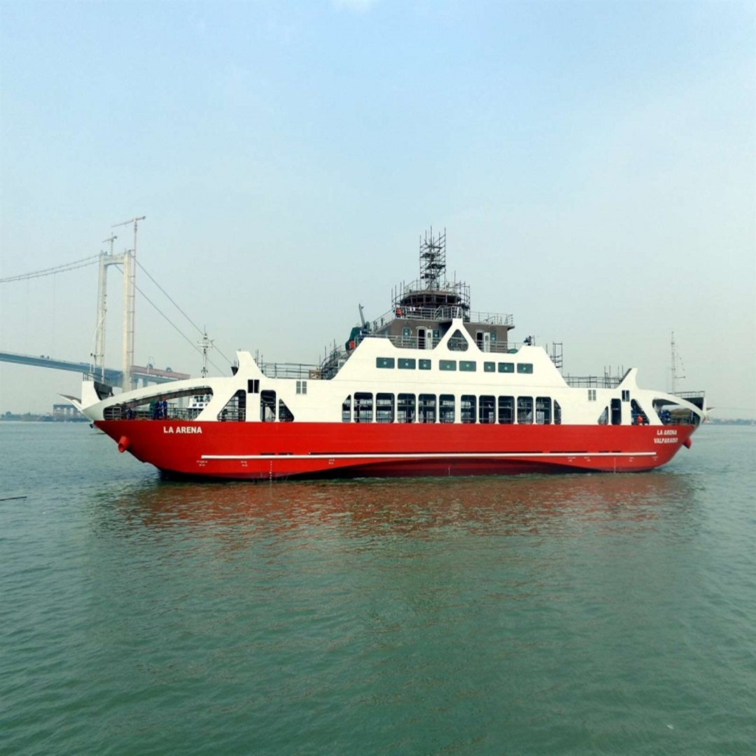 Nueva empresa de ferry hara cruces al continente