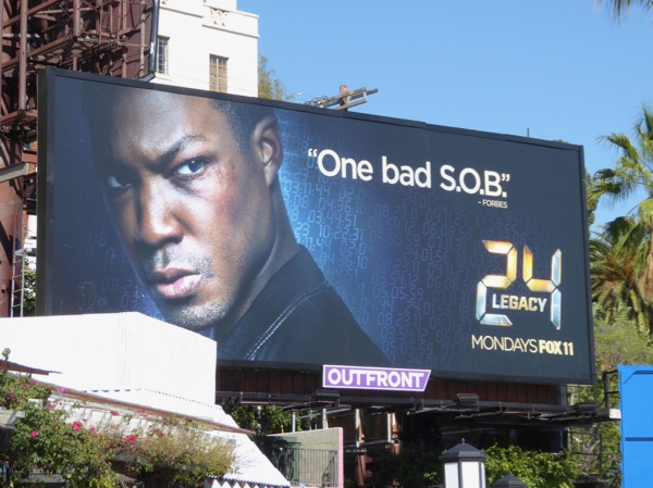 24 Legacy season 1 billboard