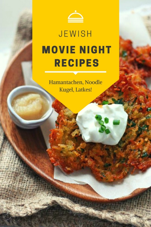 most popular jewish movie night recipes