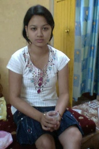Assamese Collegeschool Girl-6303