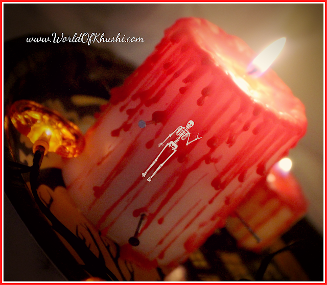 KhushiWorld_HalloweenBleedingCandleDIY