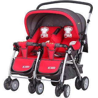 Carritos para beb s gemelos tienda segunda mano beb e for Carritos de bebe maclaren