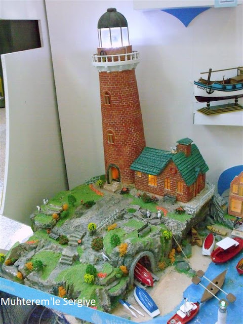 sea lighthouse