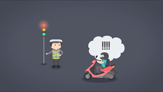 ada pak polisi
