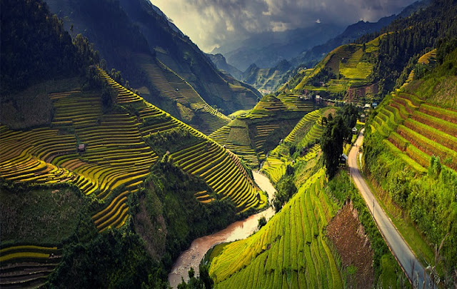 Discovering 10 destinations in Ha Giang has gone is not wanting to return home 5