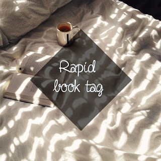 Rapid book tag