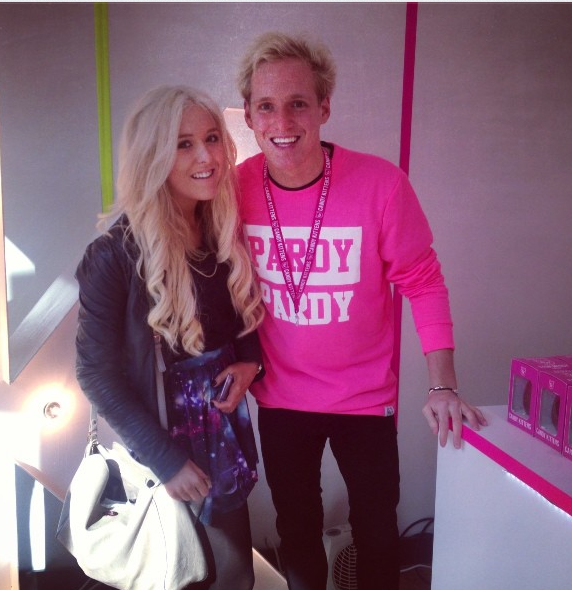 Jamie Laing Candy Kittens Opening