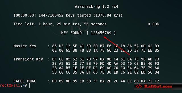 aircrack-ng wifi
