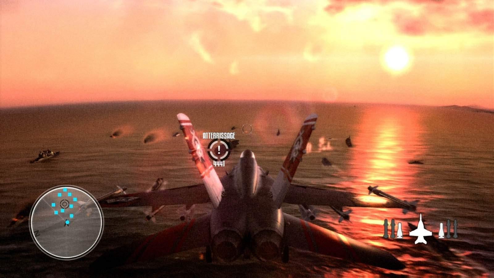 تحميل لعبة Top Gun Hard Lock مضغوطة كاملة بروابط مباشرة مجانا