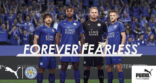 Puma renegocia con el Leicester ante la amenaza de Nike