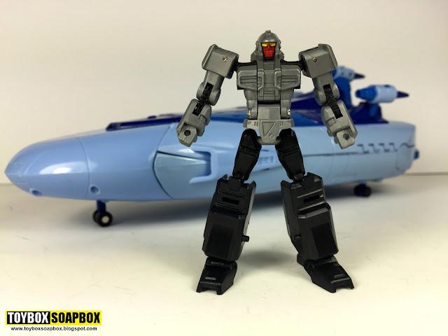 x-transbots masterpiece targetmaster rimfire