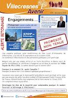 Villecresnes Avenir N°4 - Alerte bétonnage