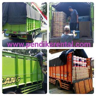 Angkutan Truk Jakarta Jogja