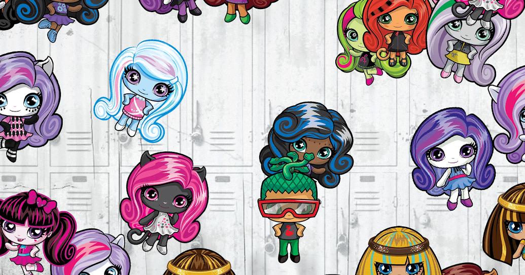 Monster High-Pretty : Actualización de la app de Monster High