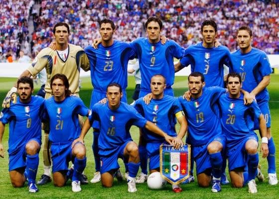 Copa do Mundo de 2006 : Itália é Tetracampeã .