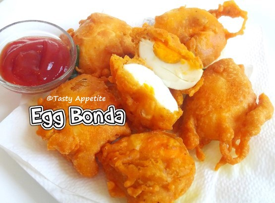 egg bajji