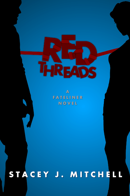 Cover Reveal: Red Threads by Stacey J. Mitchell *Giveaway*