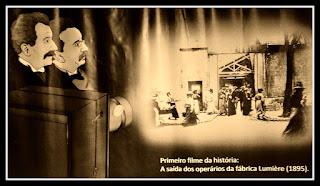 Primeiro Filme da História (Museu de Ciência e Tecnologia da PUCRS)