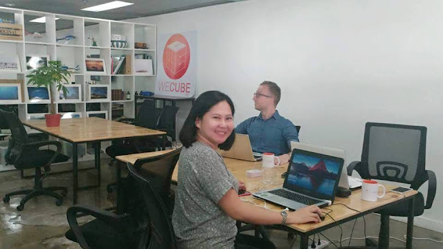 WeCube: A Space For Your Business