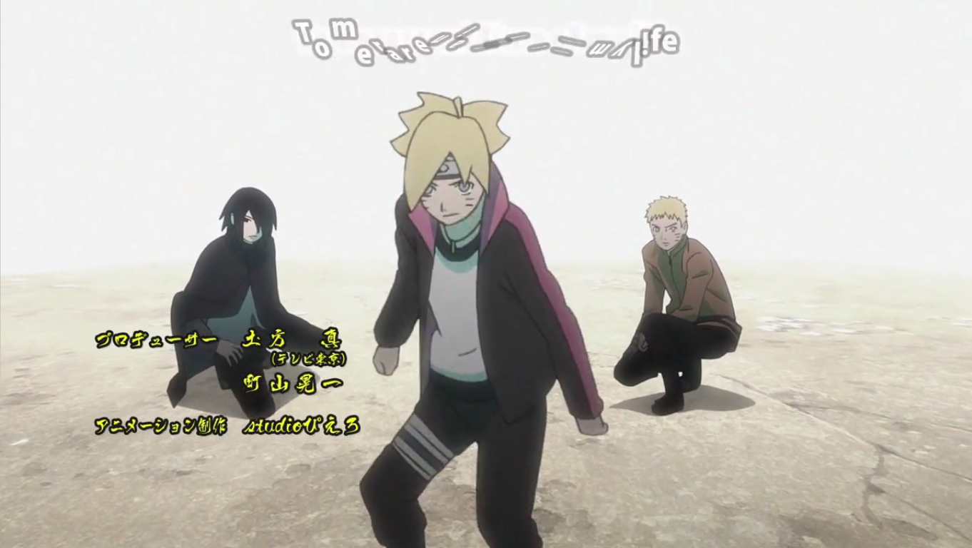 Boruto : Naruto Next Generations Episode 67